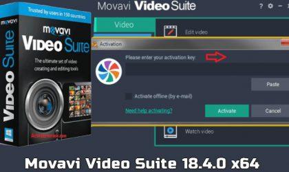 Movavi Video Suite 18.4.0 x64