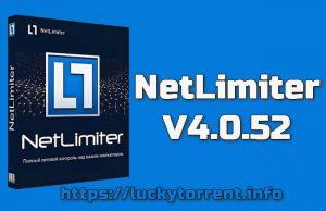 NetLimiter 4.0.52 Torrent