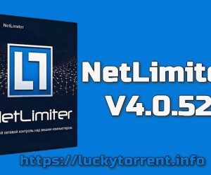 NetLimiter 4.0.52 Torrent