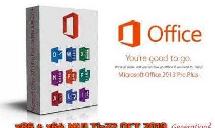 Office 2013 Pro Plus SP1 VL 2019 Torrent