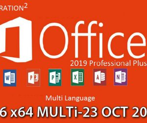 Office 2019 ProPlus Torrent