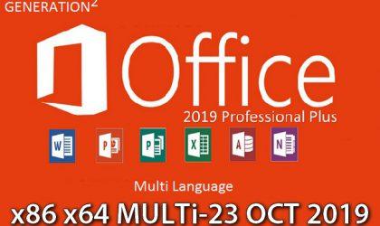 Office 2019 ProPlus Torrent