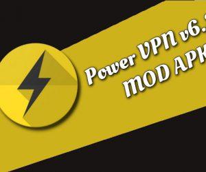 Power VPN v6.82 MOD APK