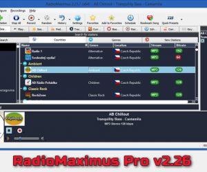 RadioMaximus Pro v2.26 Torrent