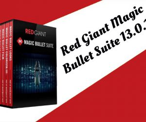 Red Giant Magic Bullet Suite 13.0.12