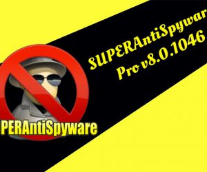 SUPERAntiSpyware Professional v8.0.1046