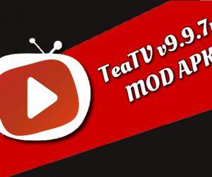 TeaTV v9.9.7r MOD APK