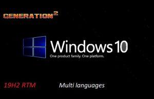Windows 10 Pro 19H2 X64 Torrent