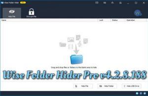 Wise Folder Hider Pro v4.2.8.188 Torrent
