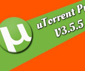 uTorrent Pro 3.5.5 Torrent