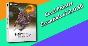 Corel Painter Essentials v7.0.0.86