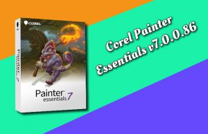 Corel Painter Essentials v7.0.0.86