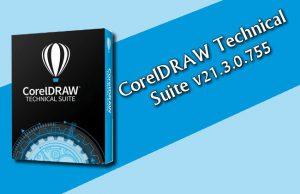 CorelDRAW Technical Suite v21.3.0.755