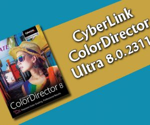 CyberLink ColorDirector Ultra 8.0.2311.0