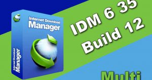 IDM 6 35 Build 12 Multi Torrent