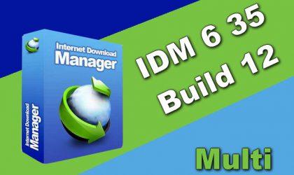 IDM 6 35 Build 12 Multi Torrent