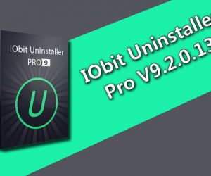 IObit Uninstaller Pro 9.2.0.13