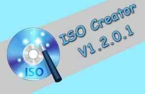 ISO Creator 1.2.0.1