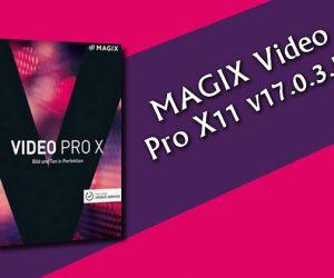 MAGIX Video Pro X11 v17.0.3.55