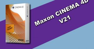 Maxon CINEMA 4D 21 Torrent