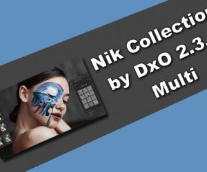 Nik Collection by DxO 2.3.0 Multi