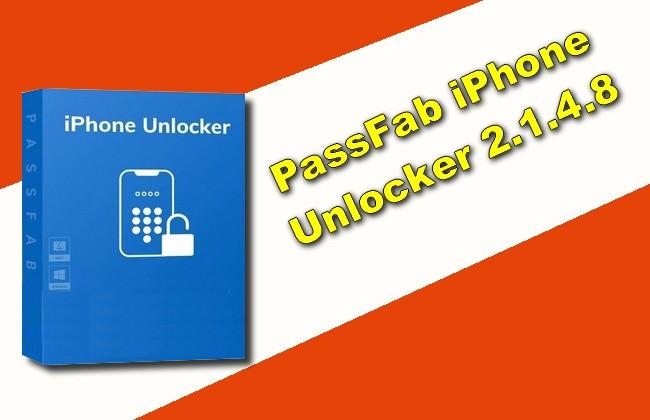 Photo of PassFab iPhone Unlocker 2.1.4.8 Torrent