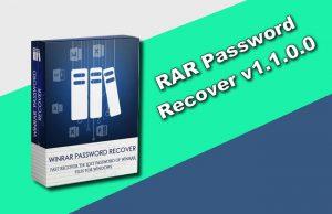 RAR Password Recover v1.1.0.0