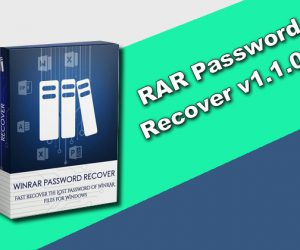 RAR Password Recover v1.1.0.0