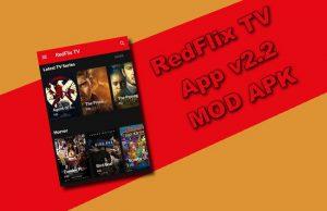 RedFlix TV App v2.2 MOD APK