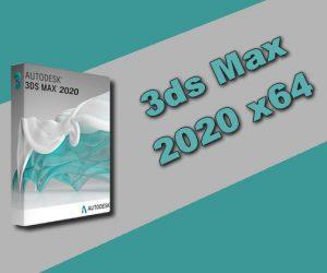 3ds Max 2020 x64 Torrent