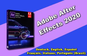 Adobe After Effects 2020 FR