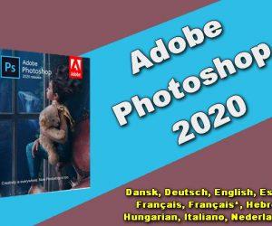 Adobe Photoshop 2020 FR