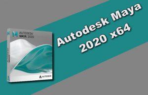 Autodesk Maya 2020 x64 Torrent