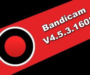 Bandicam v4.5.3.1608