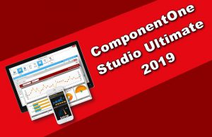 ComponentOne Studio Ultimate 2019