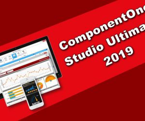 ComponentOne Studio Ultimate 2019