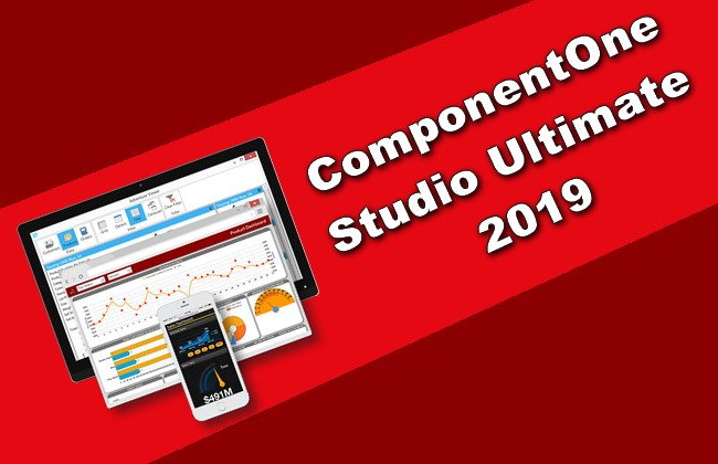 Photo of ComponentOne Studio Ultimate 2019 Torrent