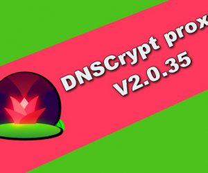 DNSCrypt-proxy 2.0.35