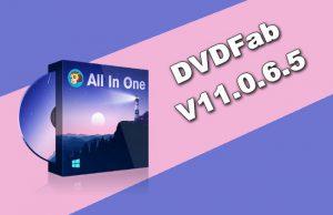 DVDFab 11.0.6.5 Torrent
