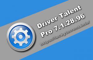 Driver Talent Pro 7.1.28.96 Torrent