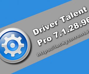 Driver Talent Pro 7.1.28.96 Torrent