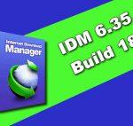 IDM 6.35 Build 18 Torrent