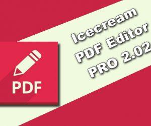 Icecream PDF Editor PRO 2.02