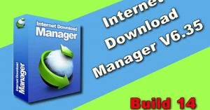 Internet Download Manager 6.35 Build 14