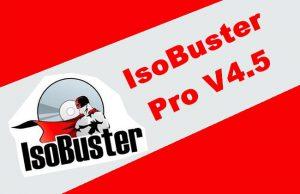IsoBuster Pro 4.5 TorrentIsoBuster Pro 4.5 Torrent
