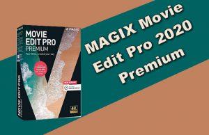 MAGIX Movie Edit Pro 2020 Premium