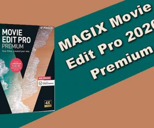 MAGIX Movie Edit Pro 2020 Premium