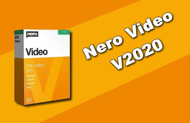 Photo of Nero Video 2020 Torrent
