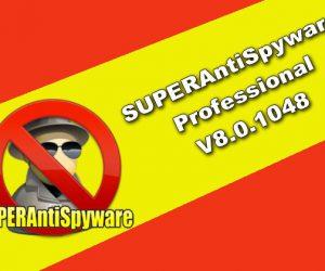 SUPERAntiSpyware Pro 8.0.1048