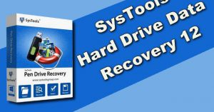 SysTools Hard Drive Data Recovery 12 Torrent